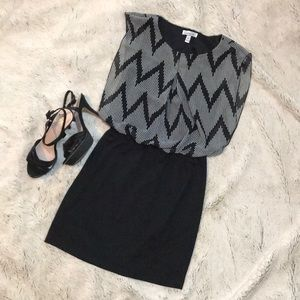 Dresses & Skirts - Dot top dress